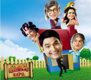 Rare Facts About Kapil Sharma 's Reel Kins - Kapil Sharma Comedy Nights Show Once A Week Now