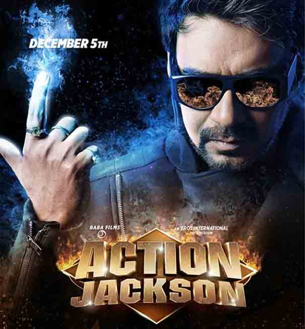 Action Jackson Trailer - Ajay Devgn Action Jackson News