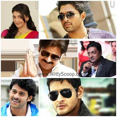 List of South Indian Stars Donated For Hudhud