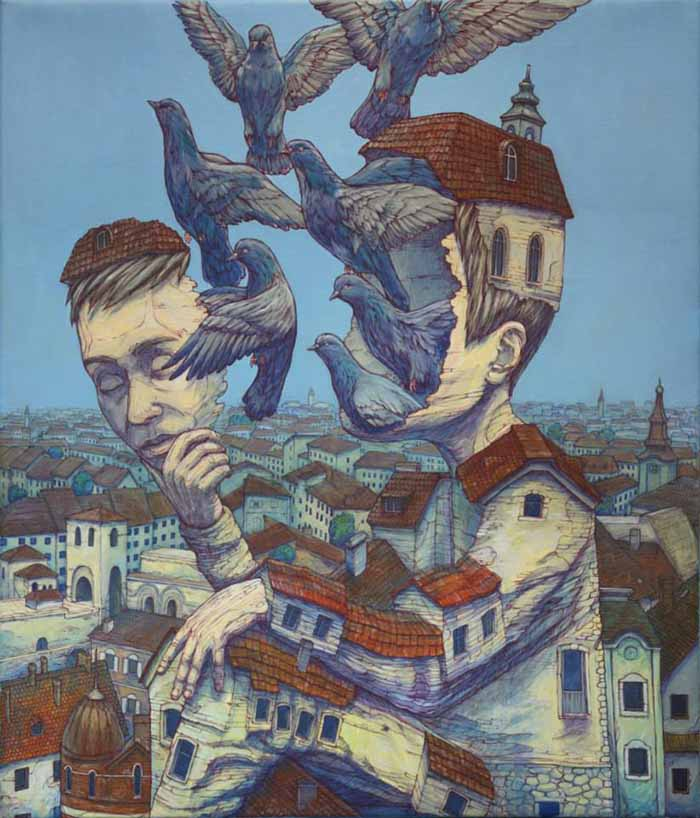 Paintings and Murals by Rustam Qbic (2)