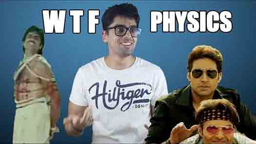 Physics in Indian Cinema That Will Make You Say WTF
