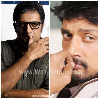 Prakash Raj And Sudeep To Work Together For First Time