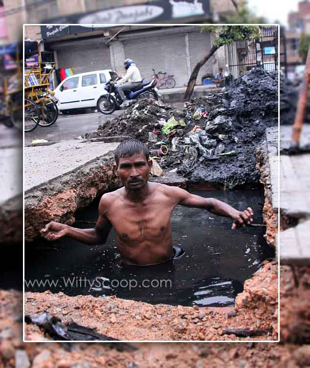 What do they get in return for this dirtiest job? Must Read