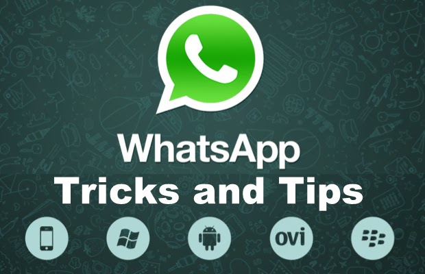 5 Whatsapp Tricks You Can't Afford To Miss