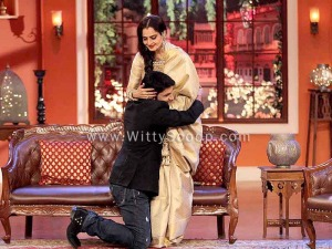 When Rekha Met Kapil Sharma - Comedy Nights With Kapil