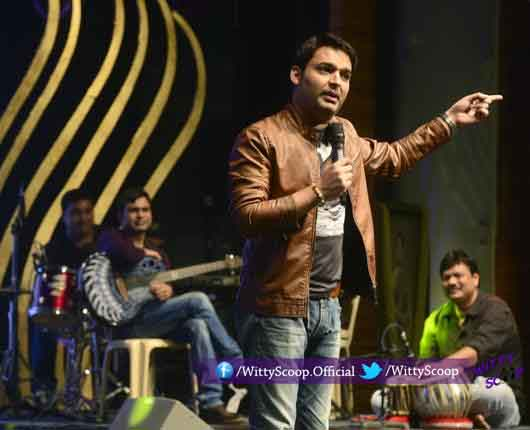 Kapil Sharma's Debut Movie with Abbas-Mustan - Kapil Sharma Live Show
