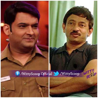 Kapil Sharma in Ram Gopal Varma's Next
