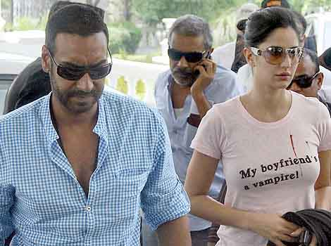 Ajay Devgan Cameo for Aditya Roy Kapur and Katrina Kaif