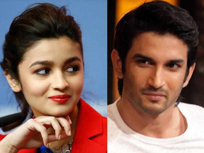 Alia Bhatt New Movie: Sushant Singh Rajput To Pair With Alia