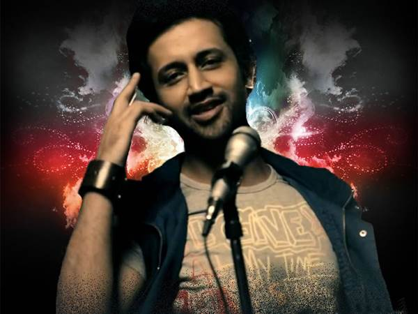 Atif Aslam in Comedy Nights With Kapil
