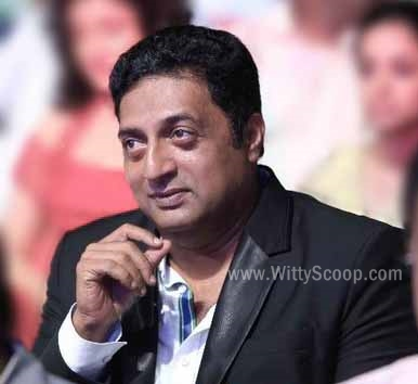 Prakash Raj Encouraging New Talents
