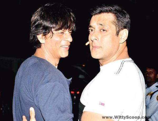 Shah Rukh Khan And Salman Khan News Exaggeration Was Done By Media