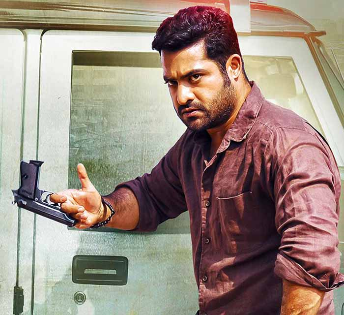 Temper First Look: Puri Jagannadh Reveals Jr NTR (Tarak)'s Look - Temper Movie Release Date and Overseas Distribution Rights