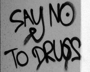 Drugs Are For Losers - Say No To Drugs