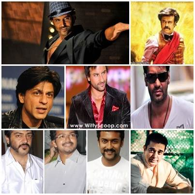 Highest Paid Actors In India