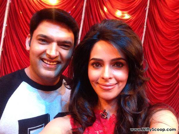 Mallika Sherawat In Comedy Nights With Kapil
