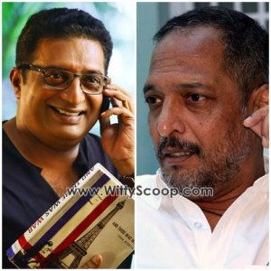 Prakash Raj To Direct Hindi And Marathi Film - Nana Patekar