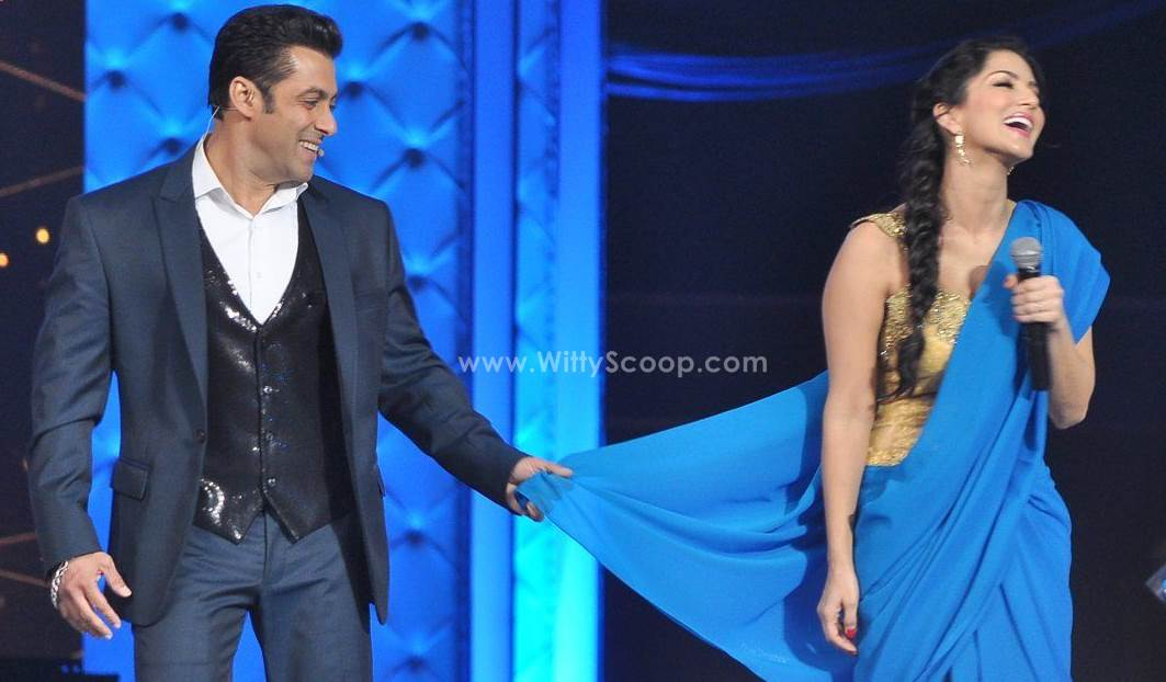 Sunny Leone: My Dream Working With Salman Khan