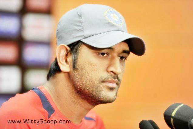 Dhoni On IPL scam