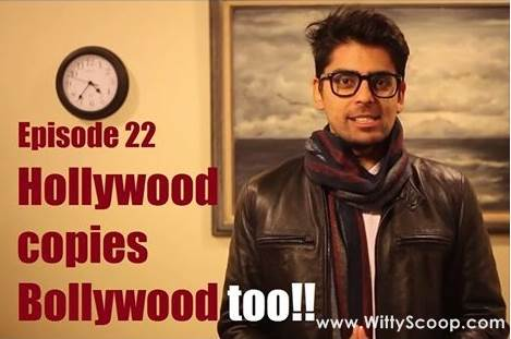 Hollywood Copied Bollywood Movies