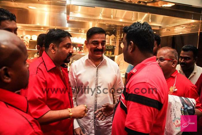 Kamal Haasan Fan Club Members at SICA Awards 2015 Malaysia