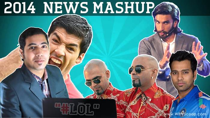 Mashup 2014 Top News By Rohsid Films