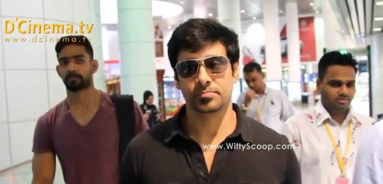 SICA Awards Stars Arrival in Malaysia 2015