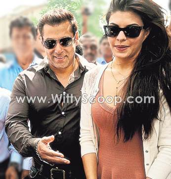 Salman Khan Is Very Inspiring Says Jacqueline Fernandez