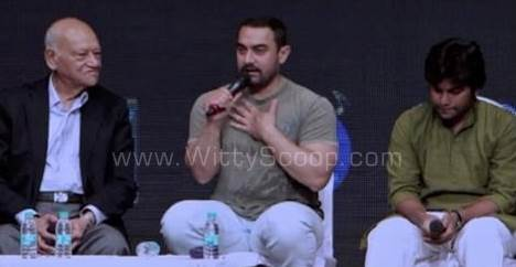 Aamir Khan Response On AIB Knockout [UNCUT VIDEO]