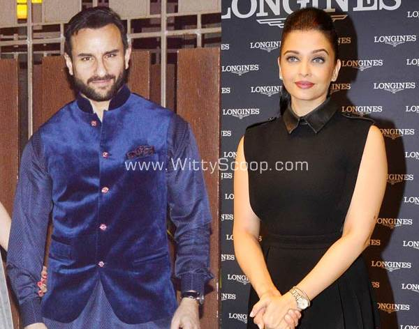 Ae Dil Hai Mushkil Movie - Saif Ali Khan Opposite Aishwarya Rai