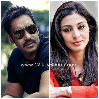 Ajay Devgn and Tabu in Lead Roles in Nishikant Kamat's Next