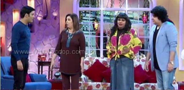 Farah Khan and Sajid Khan Next Guest On Comedy Nights With Kapil