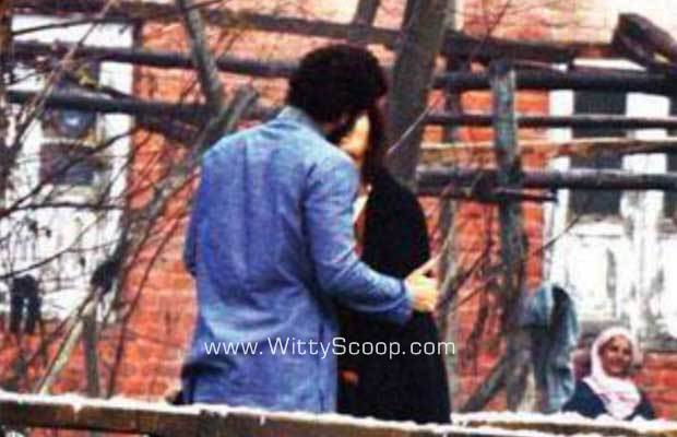 Fitoor Movie News - Aditya Roy Kapur Lock Lips With Katrina Kaif