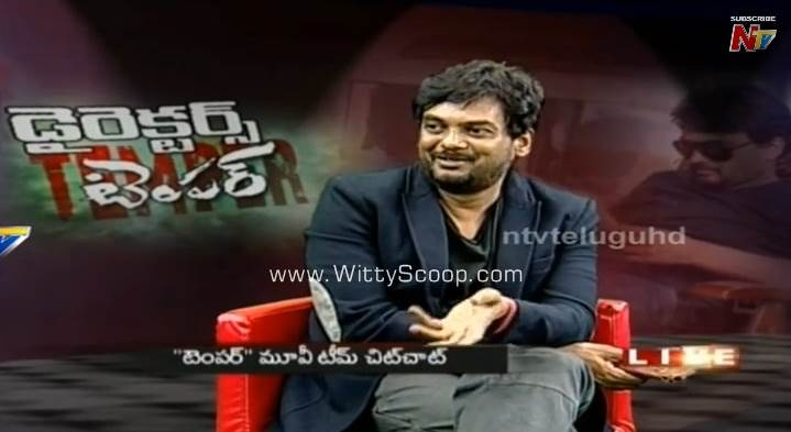 Puri Jagannadh Interview On Temper Success