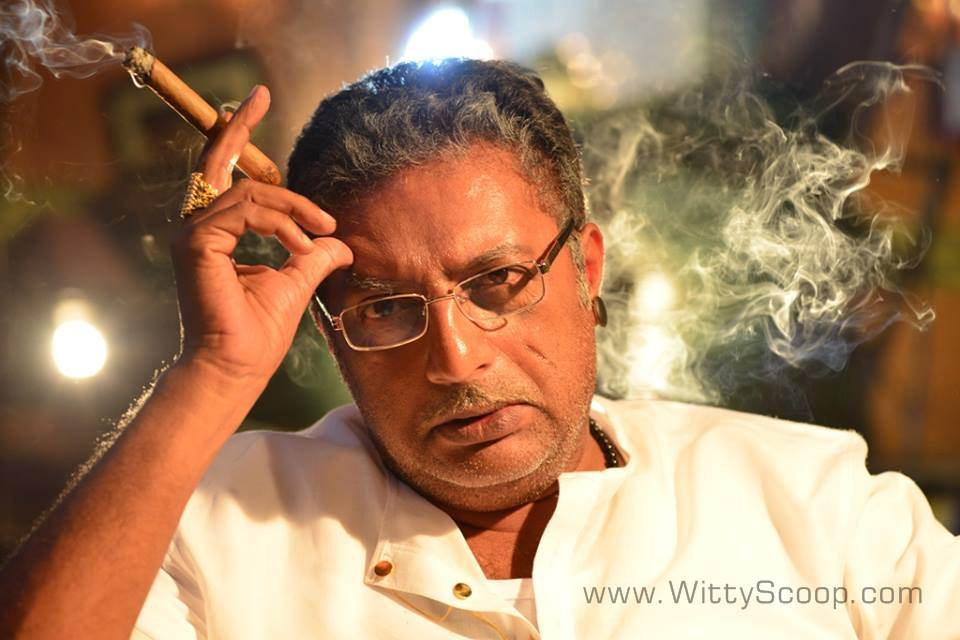 RGV Attack Movie Characters Intro - Prakash Raj, Jagapathi & More
