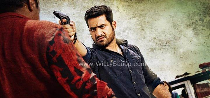 Temper Is The Result Of Utilizing All The Qualities Of Jr NTR