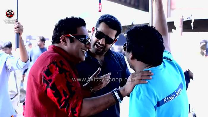 Temper Movie Photos HD - Jr NTR, Prakash Raj and Puri Jagannadh