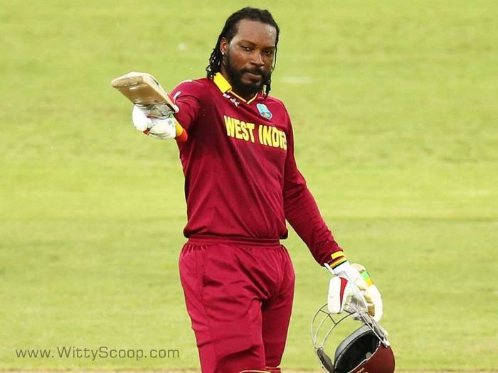 Chris Gayle: Zimbabwe Fails To Stop Gayle