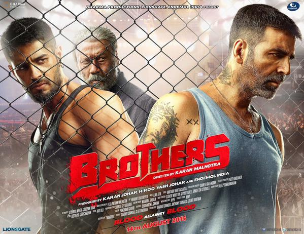Brothers Movie 2015 - Akshay Kumar Praises Sidharth Malhotra
