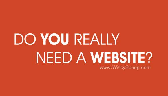 Do you really need a website as a small business