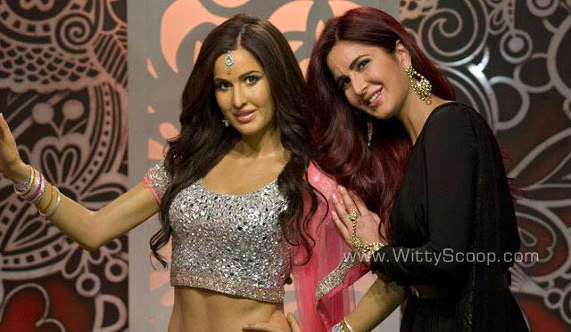 Katrina Kaif Wax Statue at Madame Tussauds in London Unveiled (1)