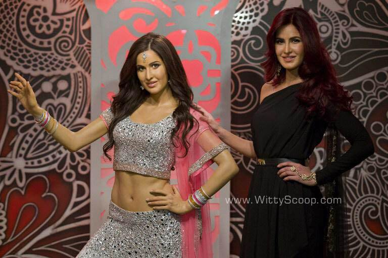 Katrina Kaif Wax Statue at Madame Tussauds in London Unveiled (3)