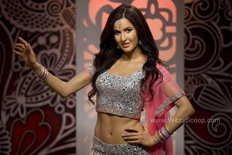Katrina Kaif Wax Statue at Madame Tussauds in London Unveiled (5)