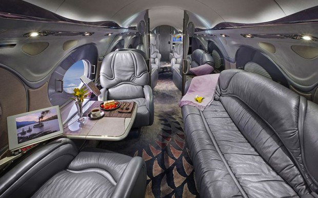 Luxurious Private Jets Interior - Mind Blowing Designs (12)