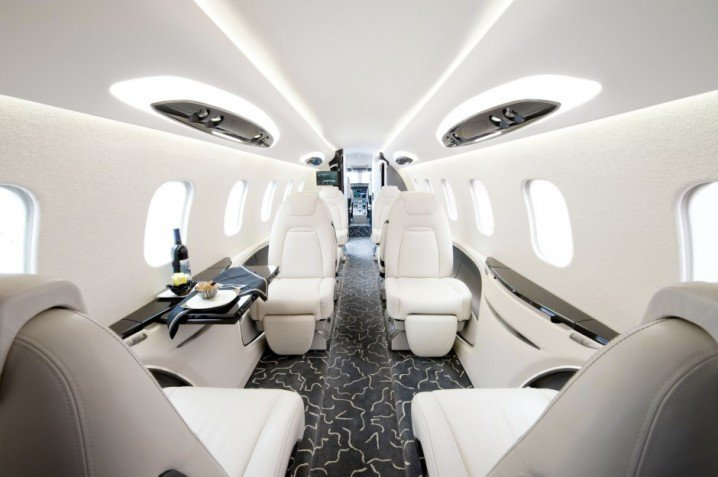 Luxurious Private Jets Interior - Mind Blowing Designs (8)