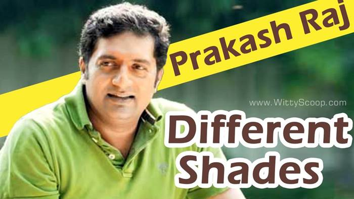Prakash Raj Birthday Special - Different Shades Of Prakash Raj
