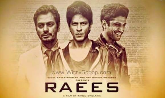 Raees Movie SRK Release Date Confirmed - Eid 2016