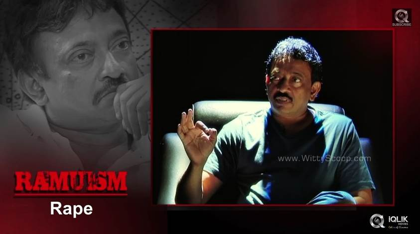 Ram Gopal Varma Interview On Rape - Hats Off!