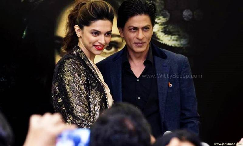Shahrukh Khan New Movie To Clash With Deepika Padukone's Next - Bajirao Mastani