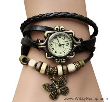 Wrist Watch - A Wrist Is a Terrible Thing to Waste